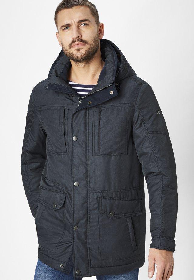 WASSERABEISEND ABERDEEN - Winter jacket - navy