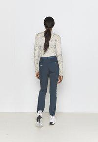 Vaude - SCOPI PANTS - Outdoor trousers - steelblue - 2
