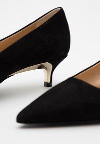 Furla - CODE DECOLLETE  - Classic heels - nero - 4