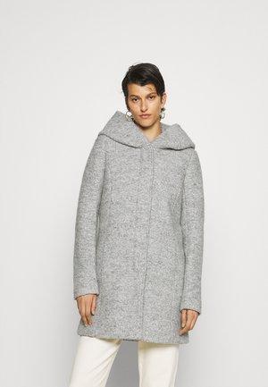 ONLSEDONA COAT - Manteau court - mottled grey