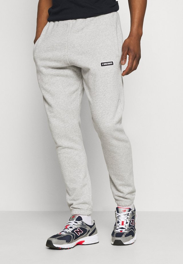 PANTS ROY UNISEX - Trainingsbroek - grey