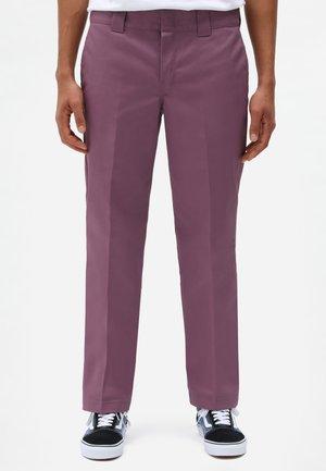 Trousers - purple gumdrop
