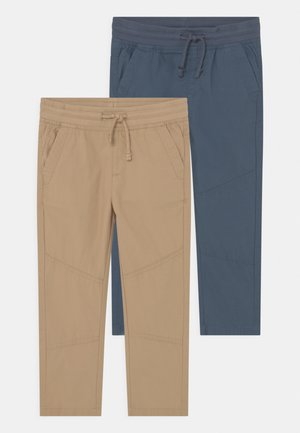 RIPSTOP 2 PACK - Trousers - sand