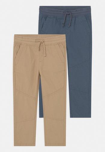 RIPSTOP 2 PACK - Pantaloni - sand