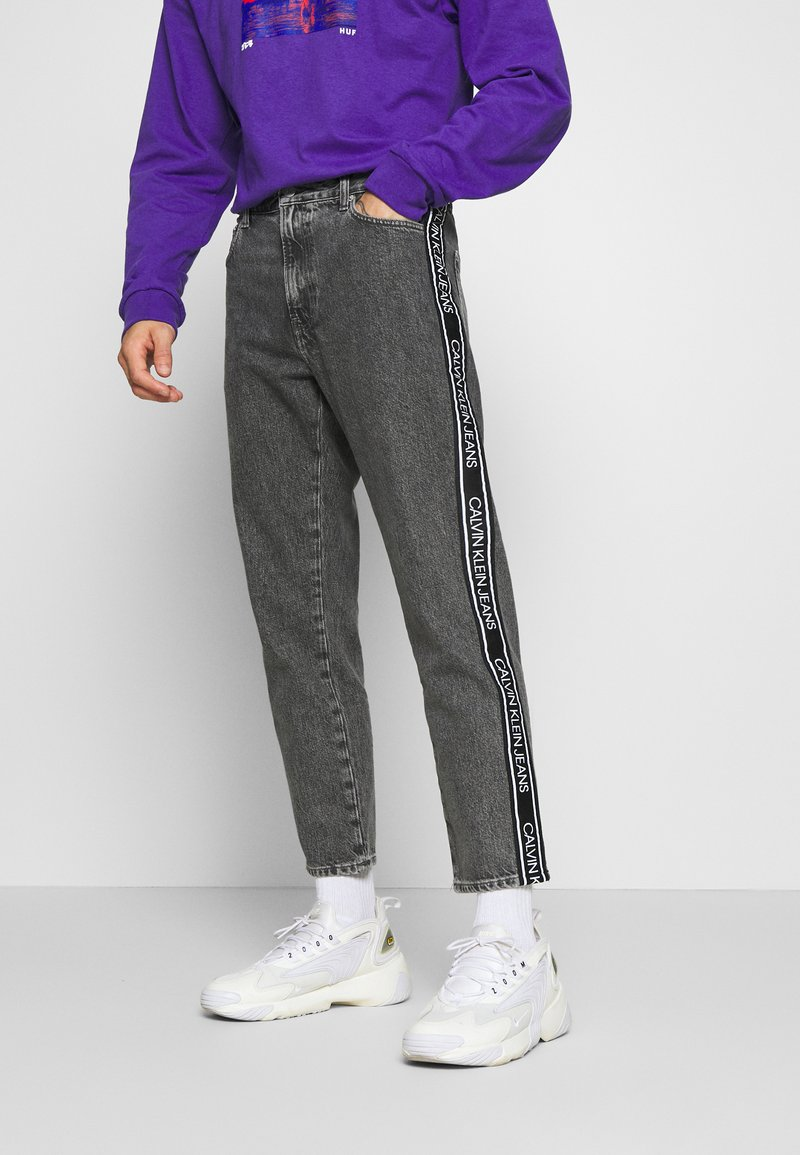 Calvin Klein Jeans - DAD - Relaxed fit jeans - grey