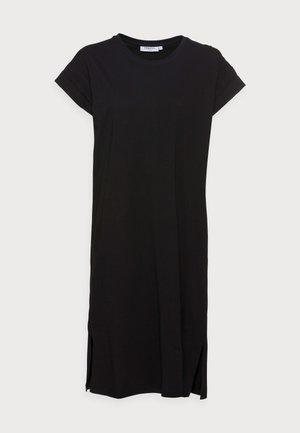 ELISSE ALVA DRESS - Jersey dress - black