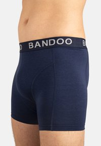 Bandoo Underwear - 2PACK - Pants - navy blue, cobalt blue - 4