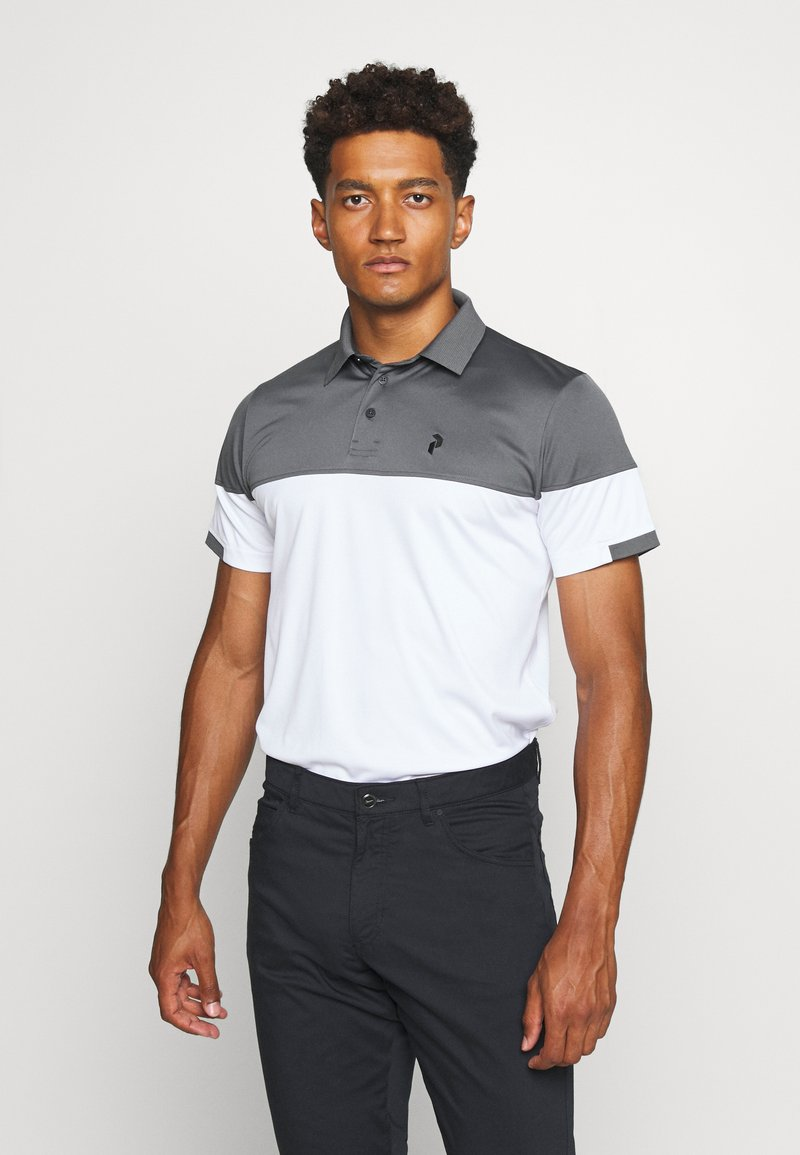 Peak Performance - Polo shirt - deep earth