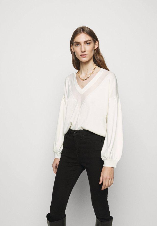 BANGLADESH - Pullover - white