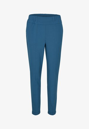 NANCI JILLIAN - Trousers - moroccan blue