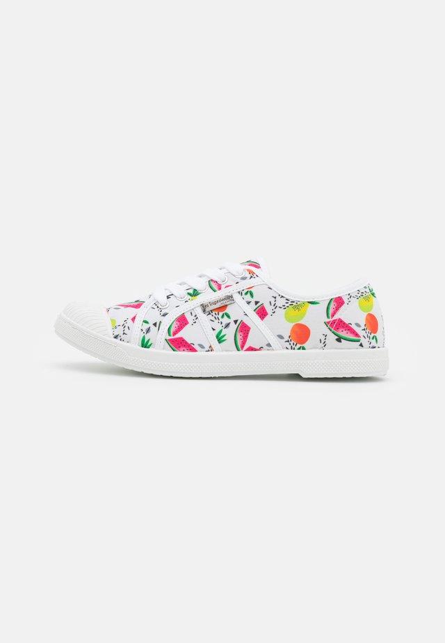 CLORINDA - Sneakers laag - blanc/rose