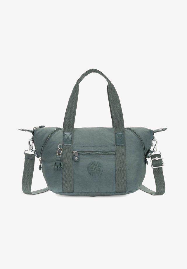 BASIC EYES WIDE OPEN ART MINI - Handbag - light aloe