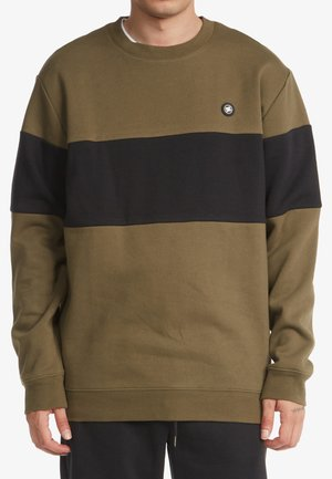 Sweatshirt - ivy green