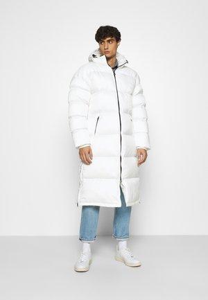 MAX UNISEX - Winter coat - white