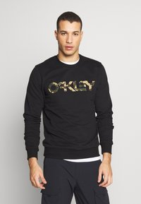Oakley - CREW - Sweatshirt - black - 0