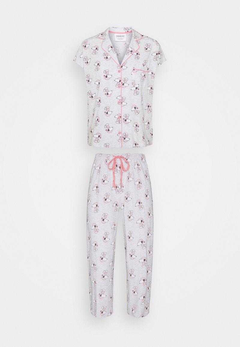 Women Secret - Pyjamas - grey