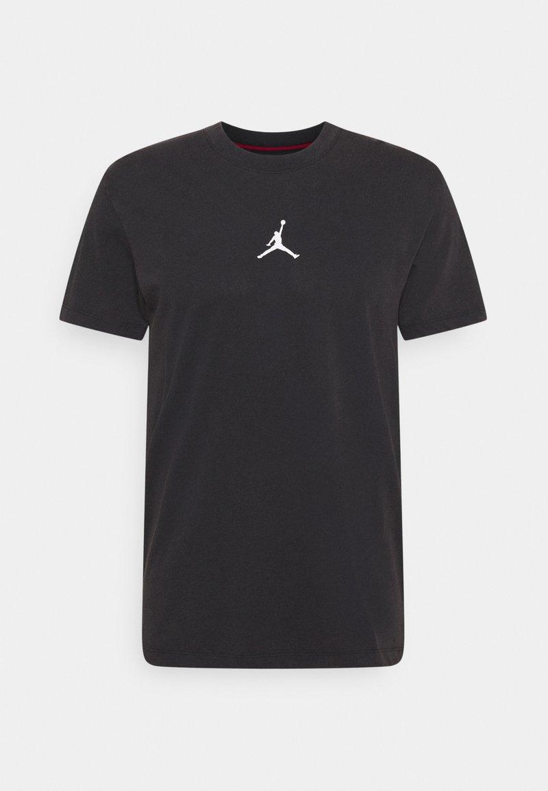 Jordan - DRY AIR - Basic T-shirt - black/white