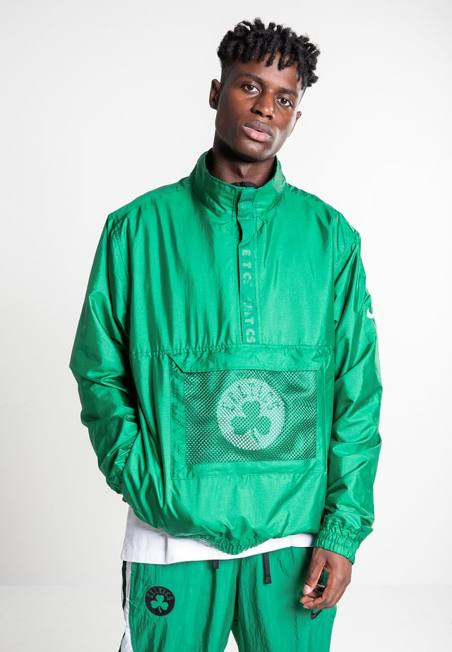 Training jacket - clover/classic green/black/black