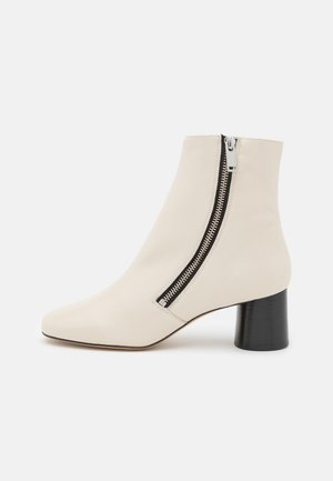 CARAE BOTTINES - Classic ankle boots - ecru