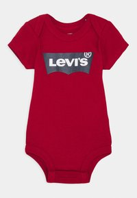 Levi's® - BATWING 2 PACK UNISEX - Body - white/red - 1