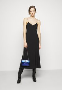 Kurt Geiger London - MINI KENSINGTON BAG - Across body bag - blue - 0