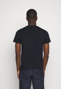 Replay - TEE - T-shirt imprimé - blue - 2