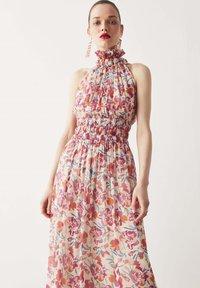 IPEKYOL - Day dress - fuschia - 3