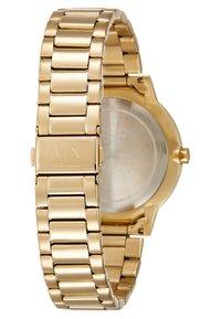Armani Exchange - Watch - gold-coloured - 2