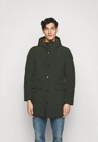 Blauer - Down coat - oliv - 0