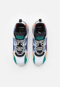 Puma - RS-2K THE HUNDREDS UNISEX - Sneakers basse - white asparagus/black - 5
