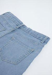 DeFacto - Denim shorts - blue - 3