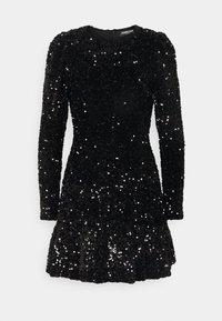 Fashion Union - FIONA - Cocktail dress / Party dress - black - 0