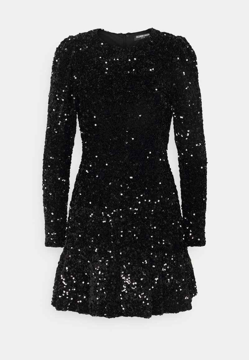 Fashion Union - FIONA - Cocktail dress / Party dress - black