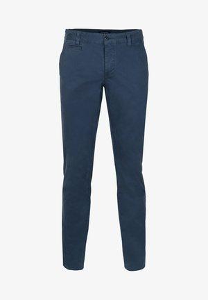 BASIC  - Trousers - greyish blue