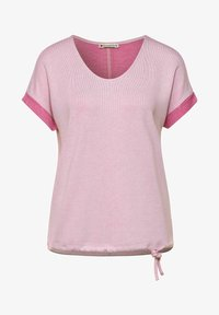 Street One - COSY  - Print T-shirt - pink - 3