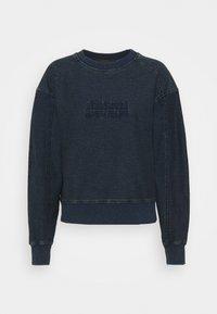 Alberta Ferretti - Sweatshirt - blue - 5