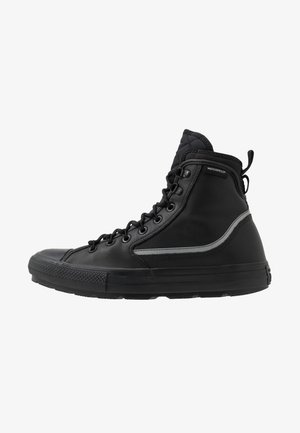 CHUCK TAYLOR ALL STAR TERRAIN UTILITY - Korkeavartiset tennarit - black