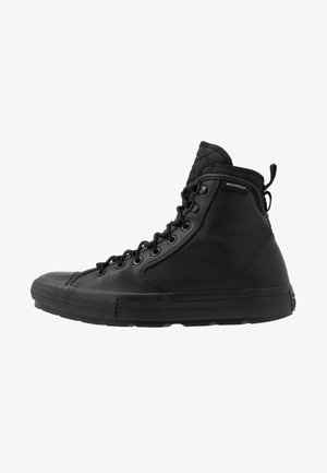 CHUCK TAYLOR ALL STAR TERRAIN UTILITY - Sneakersy wysokie - black
