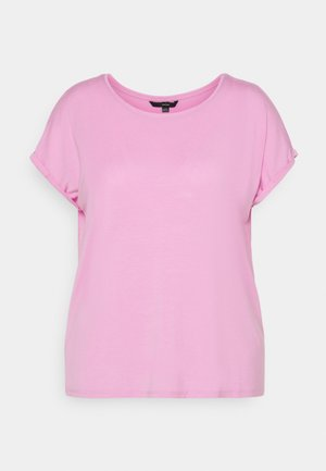 VMAVA PLAIN - Basic T-shirt - pastel lavender