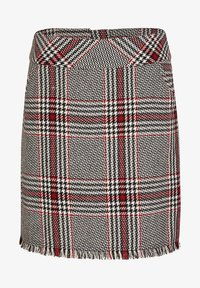 comma - KURZ - Mini skirt - red - 4