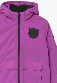 SuperRebel - TECHNICAL REFLECTIVE UNISEX - Snowboard jacket - purple - 3