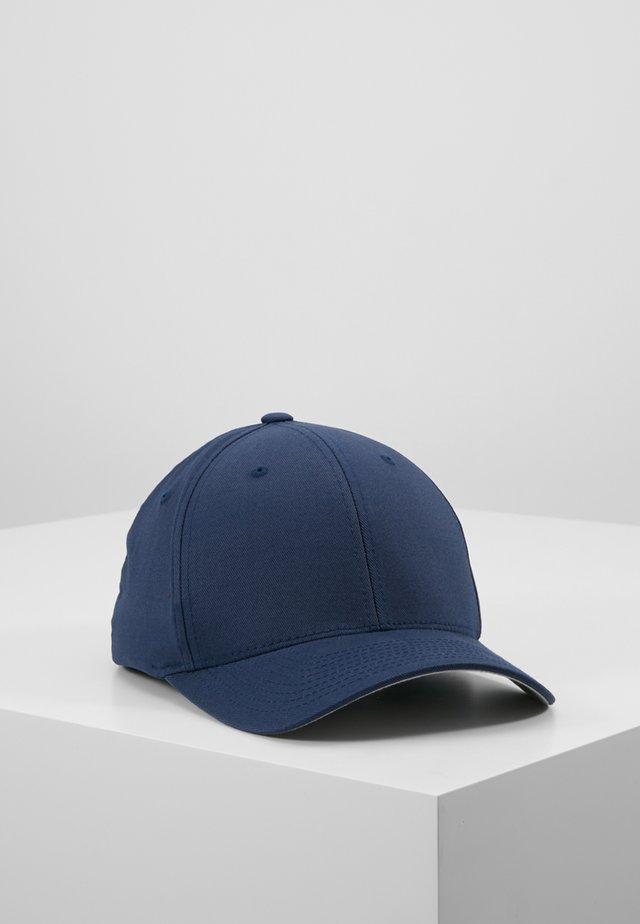 COMBED - Cap - navy