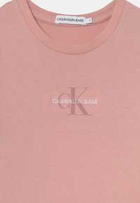 Calvin Klein Jeans - MICRO MONOGRAM - T-shirt basic - delicate rose - 2