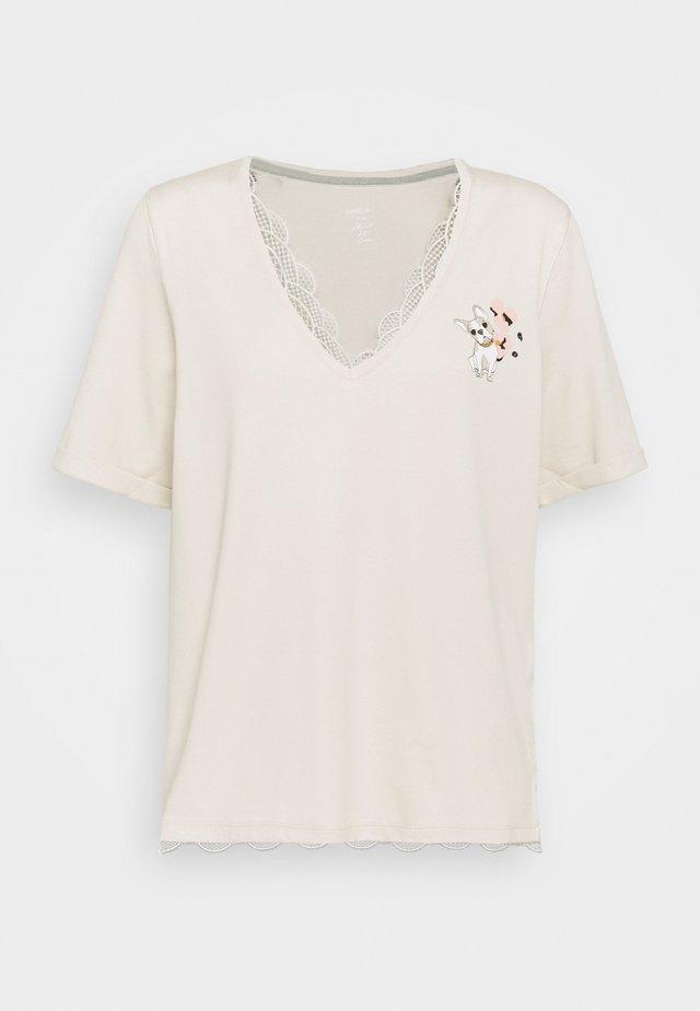 T-shirt imprimé - moon rock