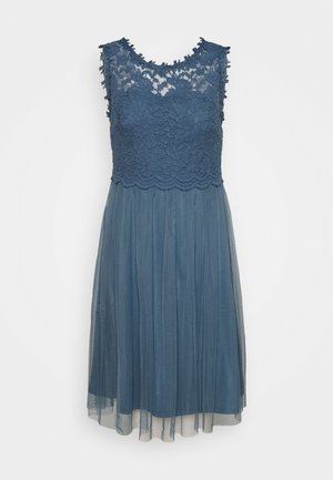 VILYNNEA DRESS - Galajurk - china blue