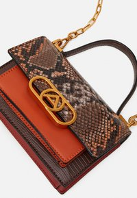 ALDO - YBAOWIEL - Handbag - dark orange - 4