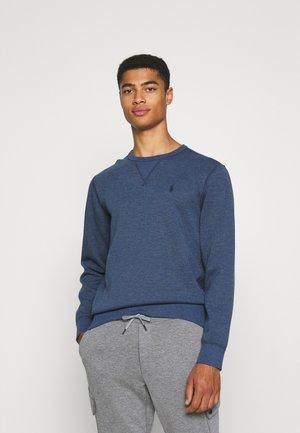 LONG SLEEVE - Sweatshirt - derby blue heather