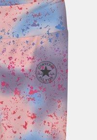 Converse - HIGH RISE - Leggings - storm pink - 3