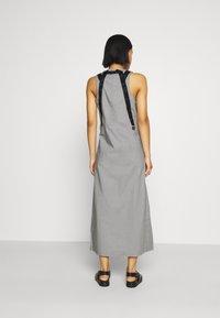 G-Star - UTILITY DRESS - Robe d'été - charcoal - 2