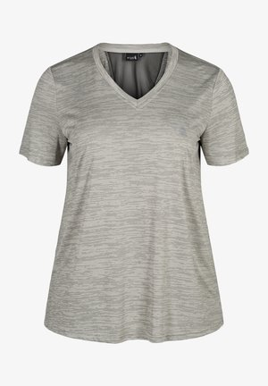 Camiseta básica - grey